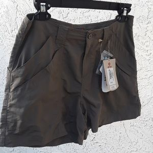 Khaki/olive backcountry shorts